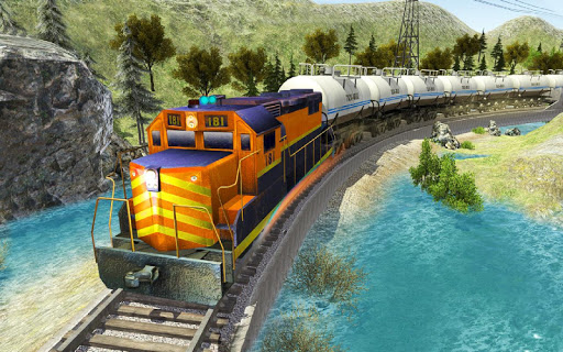 Oil Train Simulator 2019 3.3 Screenshots 4