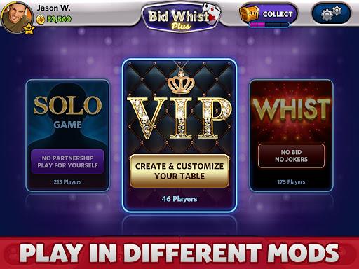 Bid Whist Plus 3.8.6 screenshots 8