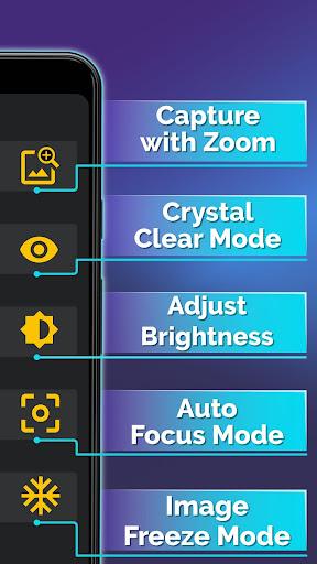 Magnifying Glass + Flashlight 1.9.2 Screenshots 5
