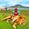 Robot doctor ambulance: animals rescue games 2021