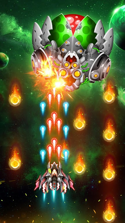 Space Shooter: Alien vs Galaxy Attack (Premium) poster 4