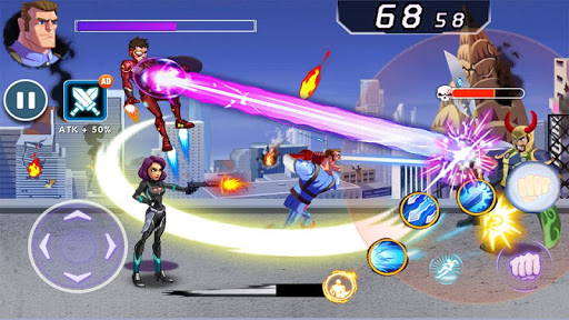 Captain Revenge - Fight Superheroes modavailable screenshots 4
