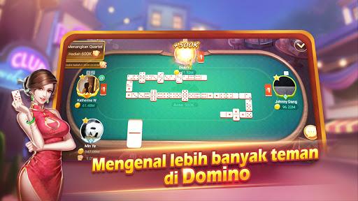 Lucky Domino-Gaple Remi Poker Fishing Game Online screenshots 2