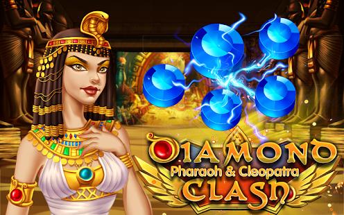 diamond clash pharaoh & cleopatra hack