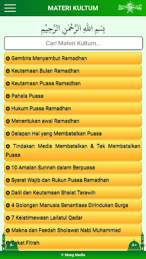 Khutbah Jumat NU modavailable screenshots 8