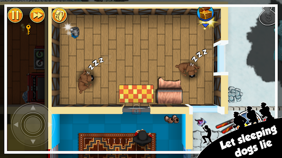 Image For Robbery Bob - Sneaky Adventures Versi 1.19.0 1