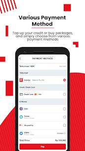 MyTelkomsel – Check & Buy Packages, Redeem POIN 5