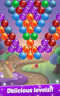 Candy Bubble Popper