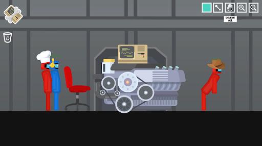 Impostor Craft Playground: Red Ragdoll 1.0.2 screenshots 1