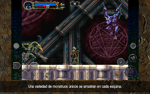 Castlevania: Symphony of the Night Screenshot