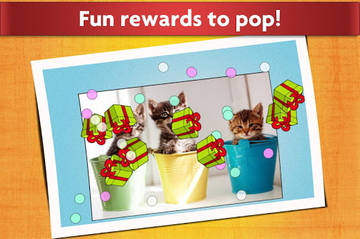 Cats Jigsaw Puzzles Games - For Kids & Adults ud83dude3aud83eudde9 screenshots 4
