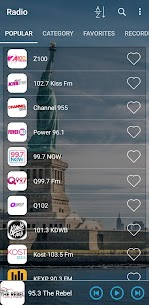 Radio Stations, Listen and Save 3.1.1 Mod + Data Download 1