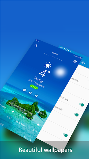 APE Weather ( Live Forecast) 10.0.14.01 Screenshots 4