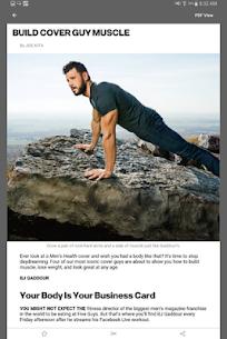Men's Health Magazine 3