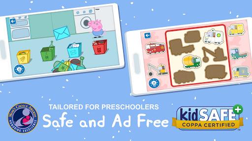 World of Peppa Pig u2013 Kids Learning Games & Videos 3.6.1 screenshots 3