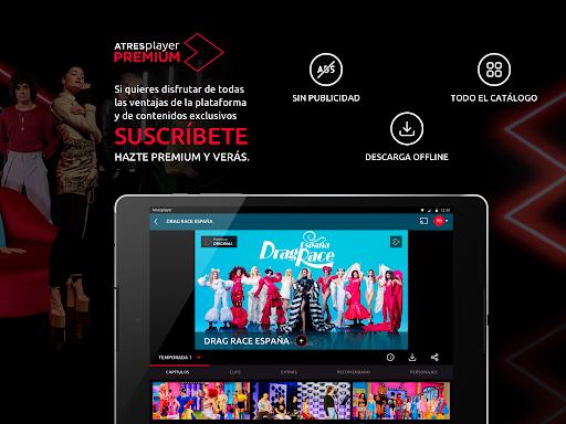 ATRESplayer - Series, pelu00edculas y TV online apktram screenshots 9