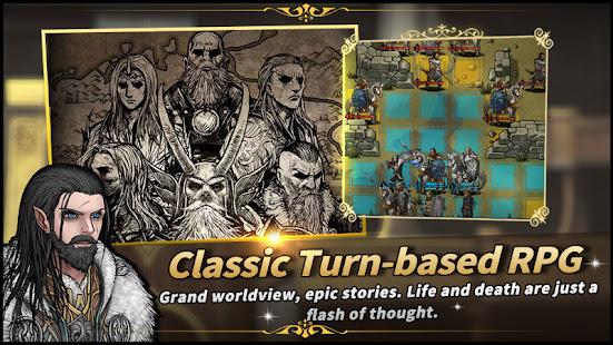 Knights of Ages: Turn-based Tactical RPG 1.7.14.1039361 screenshots 1