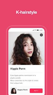 Hairfit - k-pop hairstyle simulator 1.0.17 Screenshots 6