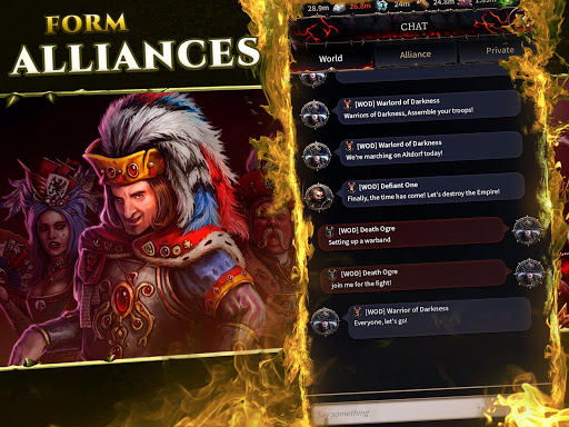 Warhammer: Chaos & Conquest - Real Time Strategy 1.20.90 screenshots 17