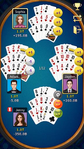 Pusoy - KK Chinese Poker Offline not Online 1.105 Screenshots 8