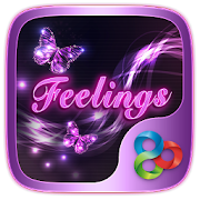 Feelings  Go Launcher Theme  Icon