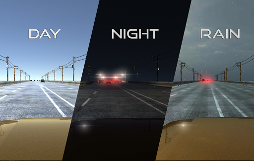 VR Racer: Highway Traffic 360 for Cardboard VR apkdebit screenshots 9