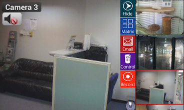 Camviewer IP Cam Suite screenshot thumbnail