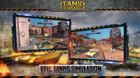 Tank Firing 1.4.1 (Ads Free) 4