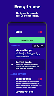 Clickmate - Touch Recorder Macro Clicker [NOROOT]