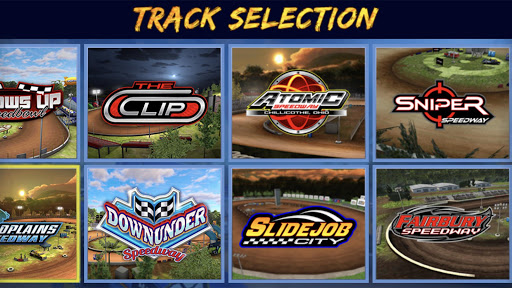 Dirt Trackin Sprint Cars 3.2.5 screenshots 8
