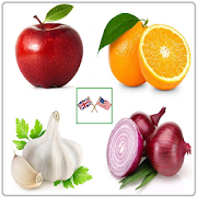 Vegetables and Fruits Vocabulary