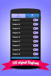 1100 original ringtones 11.0 MOD + APK + DATA Download 3