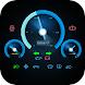 GPS 速度計: 車 ダッシュボード OBD2 速度 限界 - Androidアプリ