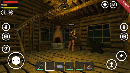 Survival Simulator MOD APK 0.2.2 (Unlimited money, dumb enemy) 1