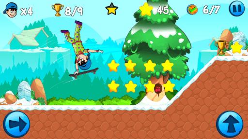Skater Kid 7.1.29.8 screenshots 3
