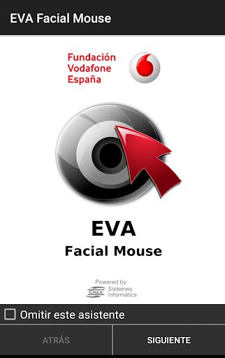 Foto do EVA Facial Mouse