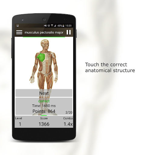 Anatomy Quiz  Screenshots 2