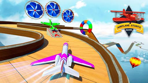Plane Stunts 3D : Impossible Tracks Stunt Games 1.0.9 screenshots 6