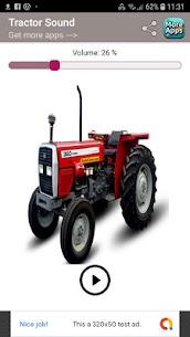 Tractor Sound 1