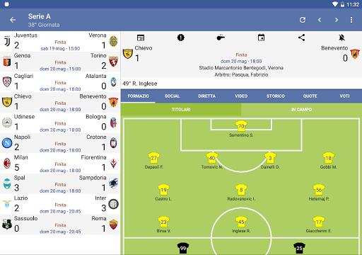 Italian Soccer 2020/2021 2.57.1 Screenshots 10