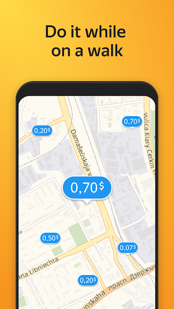Yandex.Toloka: mobile earnings screenshot 4