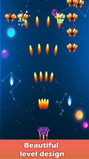 Air Galaxy Striker X - Arcade Sky Force Battle 2.5 screenshots 1