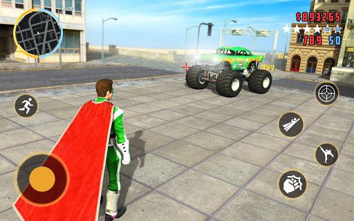 Superhero Vegas Crime City Auto Gangster 1.1 screenshots 4