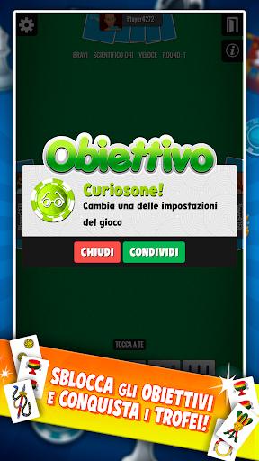 Scopone Piu00f9 - Giochi di Carte Social 3.2.1 screenshots 4