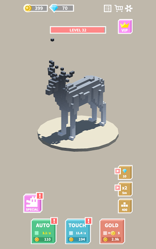 Animal Craft 3D: Idle Animal Kingdom  screenshots 15