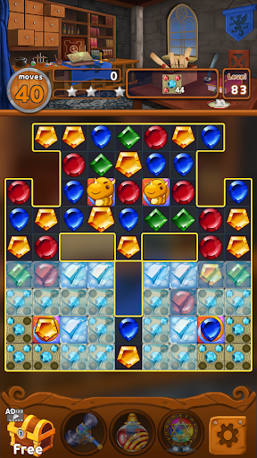 Jewels Magic Kingdom: Match-3 puzzle 1.8.20 screenshots 14