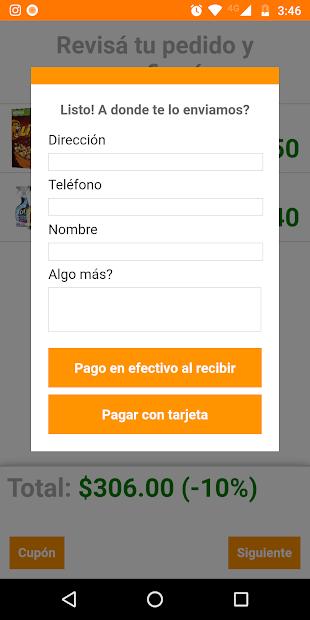 Captura 2 de Distribuidora Monarca para android