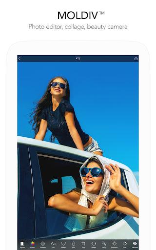 MOLDIV - Photo Editor, Collage & Beauty Camera 3.3 screenshots 6
