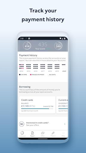 ClearScore - Check & Monitor Your Credit Score  screenshots 5