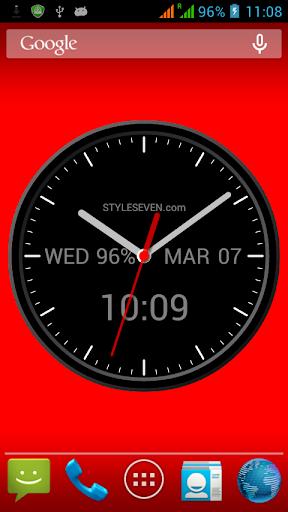 Watch Live Wallpaper-7 3.2 screenshots 2